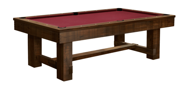 Olhausen Breckenridge 6', 7', 8½', 9' biljardipöytä